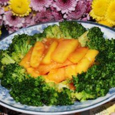 木瓜西兰花