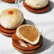 苏式凤梨月饼