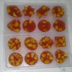 菠萝燕菜果冻的做法
