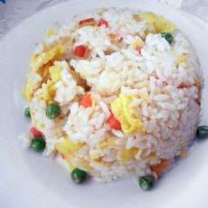 菠萝蛋炒饭