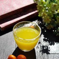 菠萝金桔汁
