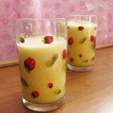 冰糖菠萝汁