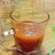 胡萝卜生梨饮