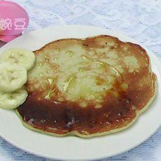 香蕉松饼-电饼铛版