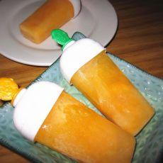 香蕉果珍冰棍
