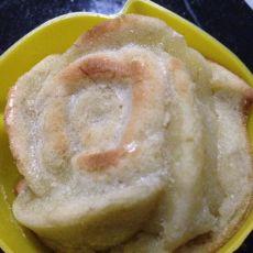 香蕉糯米蛋糕
