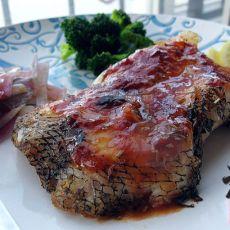 香煎烤鳕鱼