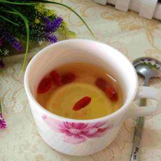 柠檬枸杞蜂蜜茶
