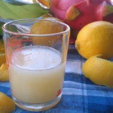 鲜榨柠檬原汁