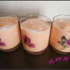 木瓜牛奶饮&木瓜牛奶雪糕