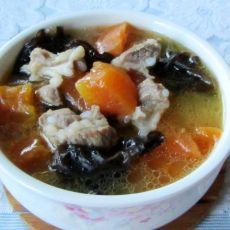 脆骨木瓜汤的做法