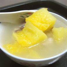 木瓜猪骨汤的做法