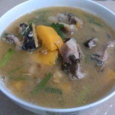 黄骨鱼木瓜汤
