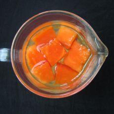 木瓜银耳冰饮