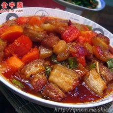 泰酱木瓜煮酥肉