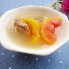 木瓜花生龙骨汤