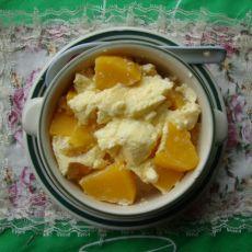 木瓜牛奶蒸蛋的做法