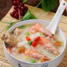 海鲜排骨腊八粥的做法