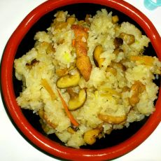 香菇肉丝糯米饭