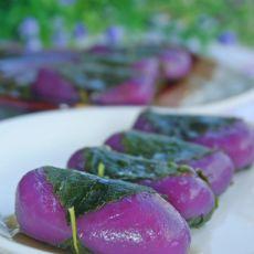 紫沙流苏团的做法