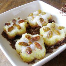 红糖豆沙糯米炸糕