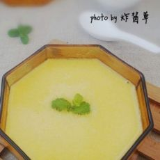 让米糊更粘稠的小窍门:甜糯鲜玉米糊