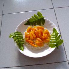 泰式芒果椰浆糯米饭