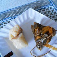 糯米肉粽子