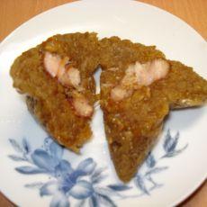 飘香鲜肉粽子的做法