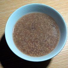 小米红豆粥