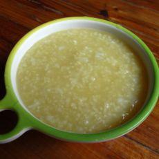 双米南瓜粥