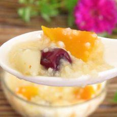 红枣小米南瓜粥