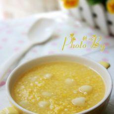 湘白莲小米粥