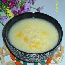 燕麦红薯粥