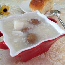 山药板栗小米粥的做法