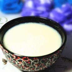 小米黄豆豆浆