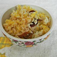 枣香二米饭