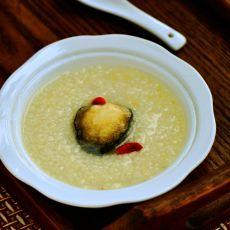 小米鲍鱼粥