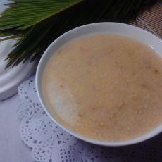 燕麦小米营养粥
