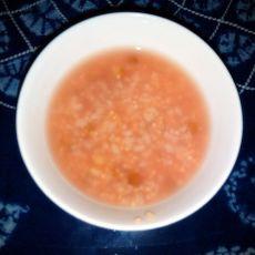 二米绿豆粥