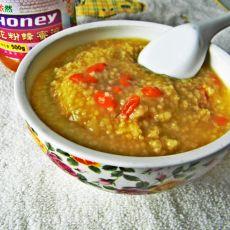 枸杞小米粥