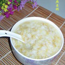 双米燕麦粥