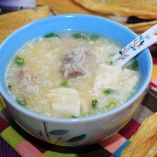 腐竹排骨粥
