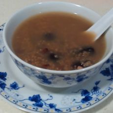 小米荞麦红枣粥