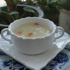 银耳莲子小米粥
