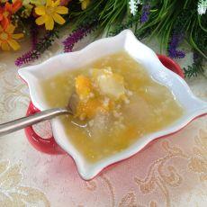 南瓜香梨粥