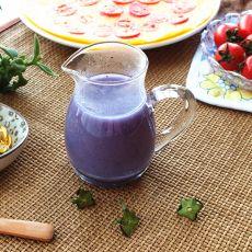紫薯小米薏米糊