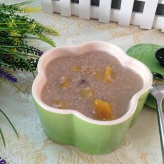 红豆小米红薯粥