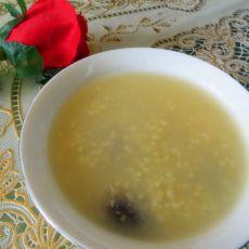 双枣小米粥