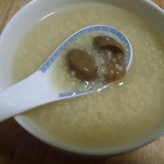 栗子小米粥的做法